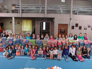 Operation Christmas Child 2011